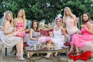 Gelinimiz için Düğün Öncesi, Kız arkadaşlarla yapılan hediye partisidir.