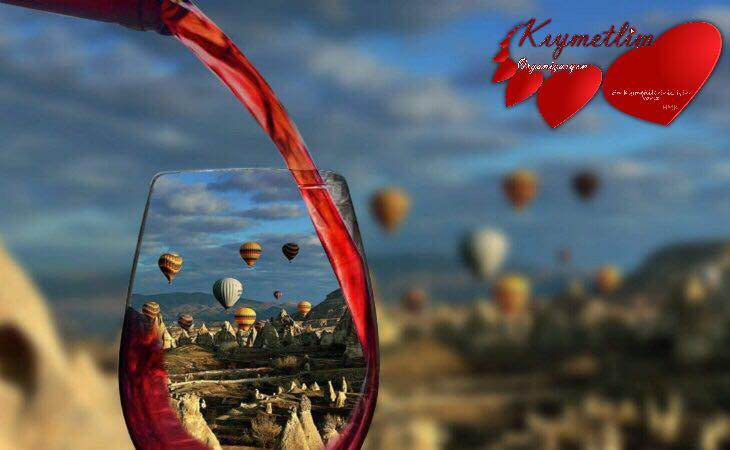 Kapadokyada Evlilik Teklifi - Kıymetlim Organizasyon