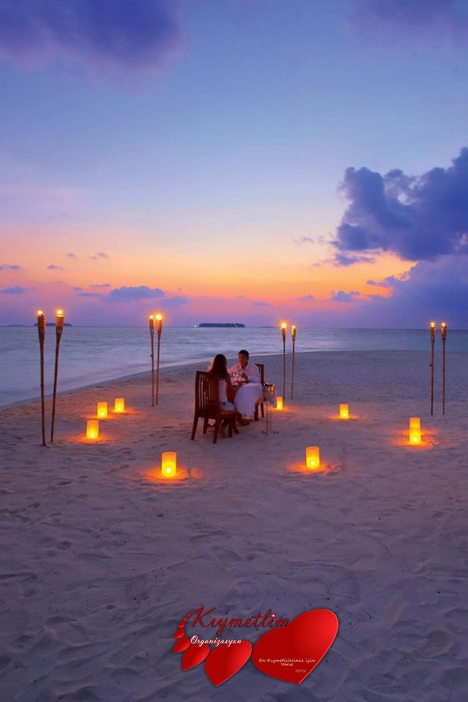 Kumsalda Evlilik Teklifi