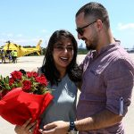 Helikopterde evlilik teklifi kıymetlim organizasyon