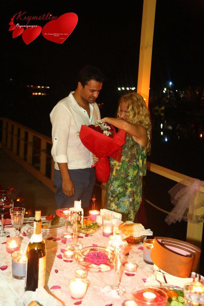 Nehrin Kalbi - Ormanda evlilik teklifi Kıymetlim Organizasyon