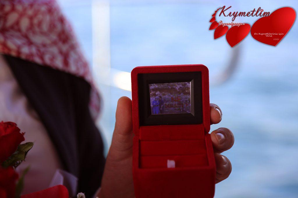 Çırağan Sarayında evlilik teklifi - çırağan sarayından aşka uzanan yol - evlilik teklifi organizasyonları - kıymetlim organizasyon