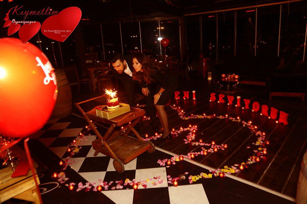 Periler Köşkü - evlilik teklifi - doğum günü - evlilik yıldönümü - Romantik Organizasyonlar - Kıymetlim organizasyon