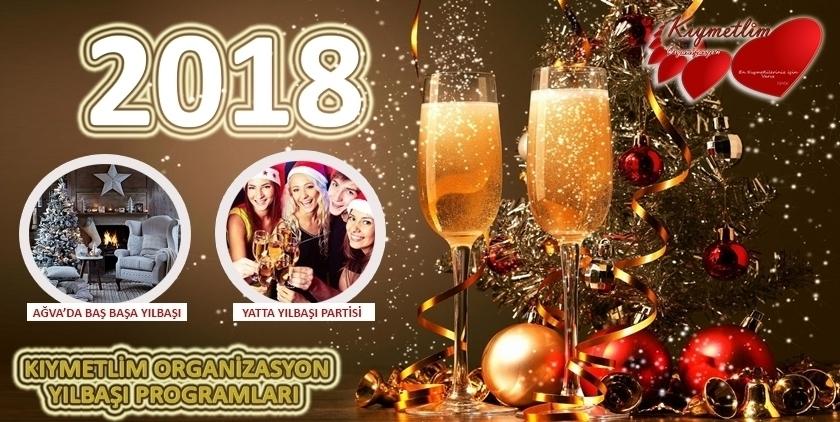 2018 yılbaşı kutlama - parti- etkinlik - kıymetlim organizasyon