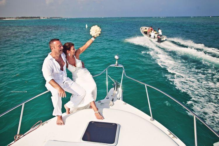 Kaptan Nikahı - Extra Hizmetler - Evlilik Teklifi Organizasyonları - Kıymetlim Organizasyon
