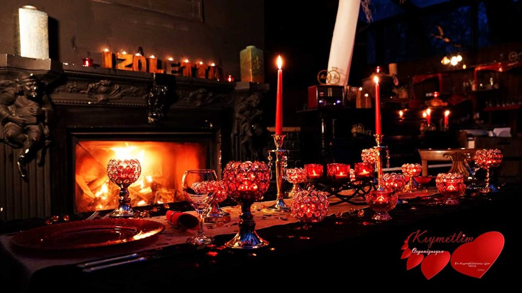 Romantik evlilik teklifleri - periler köşkü - Evlilik Teklifi Organizasyonları - Kıymetlim organizasyon