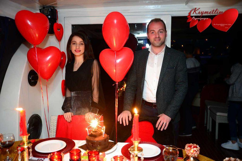 evlilik yıl dönümü kutlama organizasyonu - Kıymetlim organizasyon