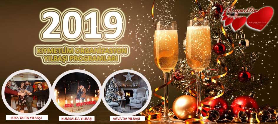 Yılbaşı kutlama organizasyonları - Kıymetlim organizasyon