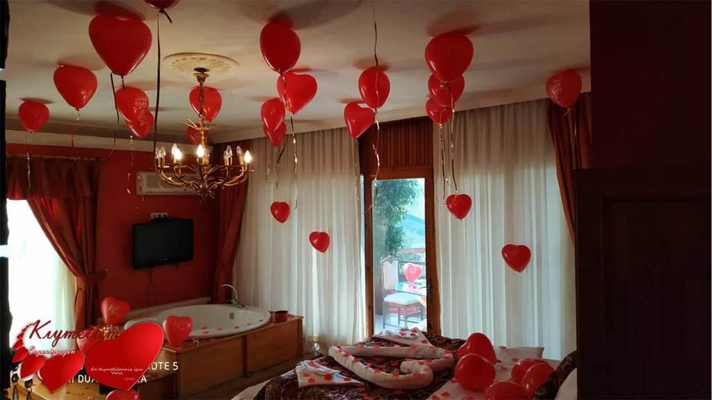 ağvada aşka davet - evlilik teklifi organizasyonları - kıymetlim organizasyon