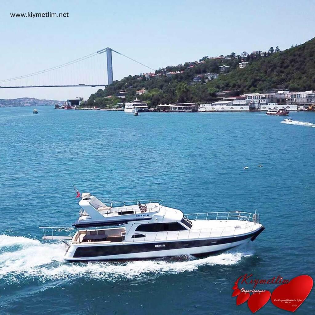 Seskır Yatı - Yat Kiralama - Tekne Kiralama - Yat Hizmetleri ve Yatlarımız - KIYMETLİM ORGANİZASYON